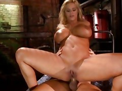 Rampant Shyla Stylez loves a rough anal pounding