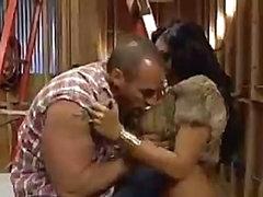 Alberto Rey fucks a beautiful big boobs girl