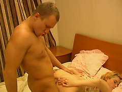 Ninette&Adrian amazing anal hose movie