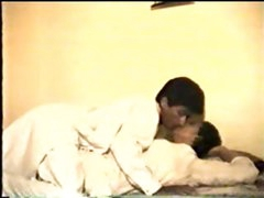Horny Indian mature making sex movie scene
