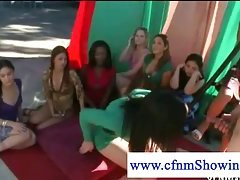 Girls love getting fucked CFNM